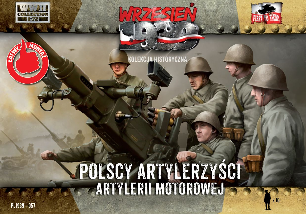 WW2 Polish AA Bofors crewPRIMARY_SECTIONTracks & Troops On